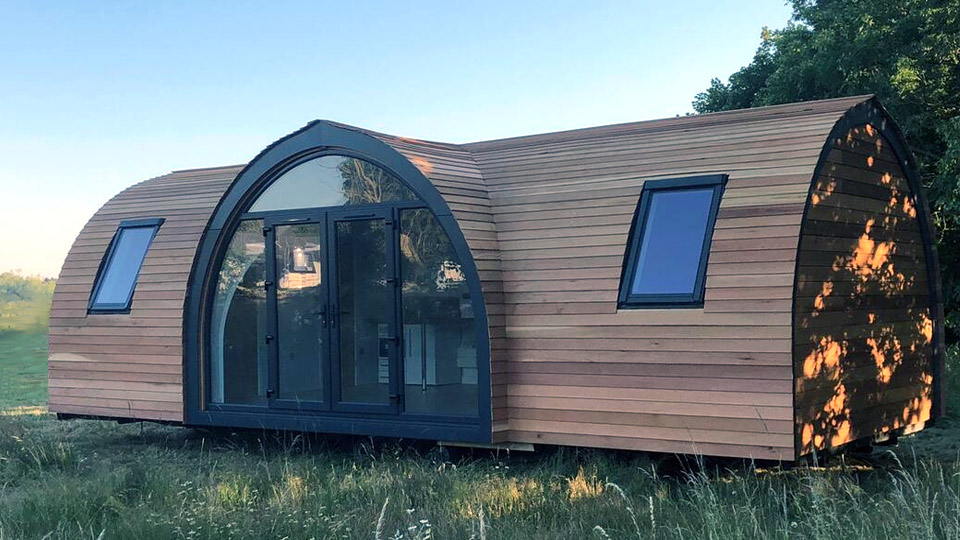 Alba Bespoke Cabins