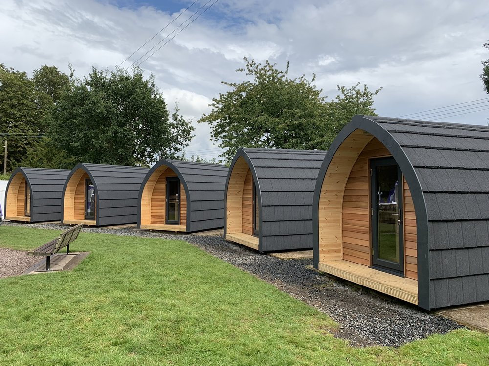 Glamping+Pods