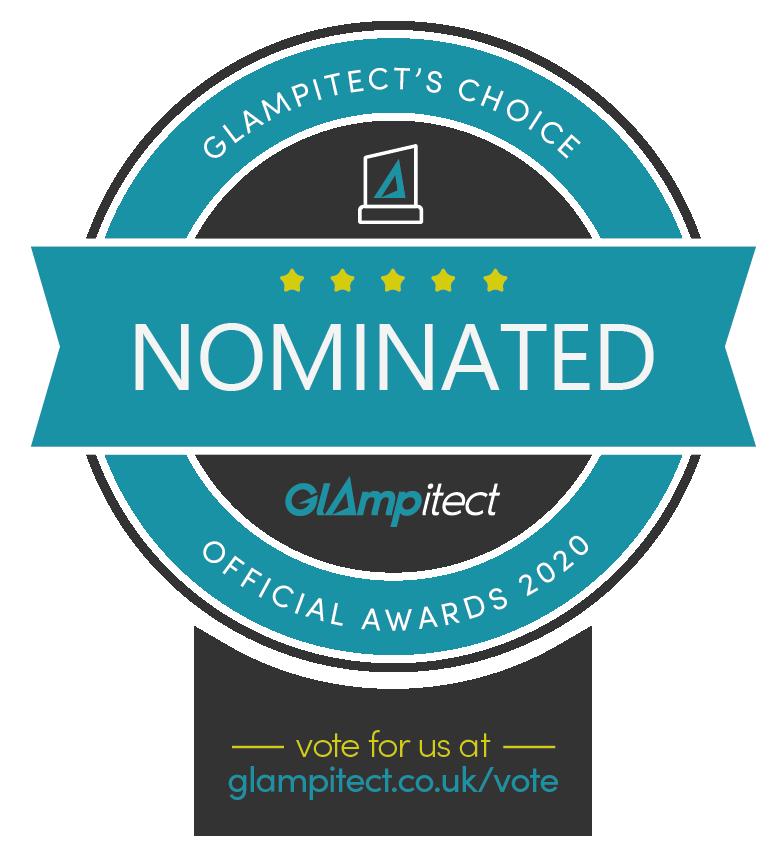 Glampitect Choice Awards Glampitect Glamping Awards 2020
