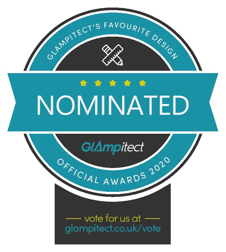 Glampitects Favourite Design Glampitect Glamping Awards 2020