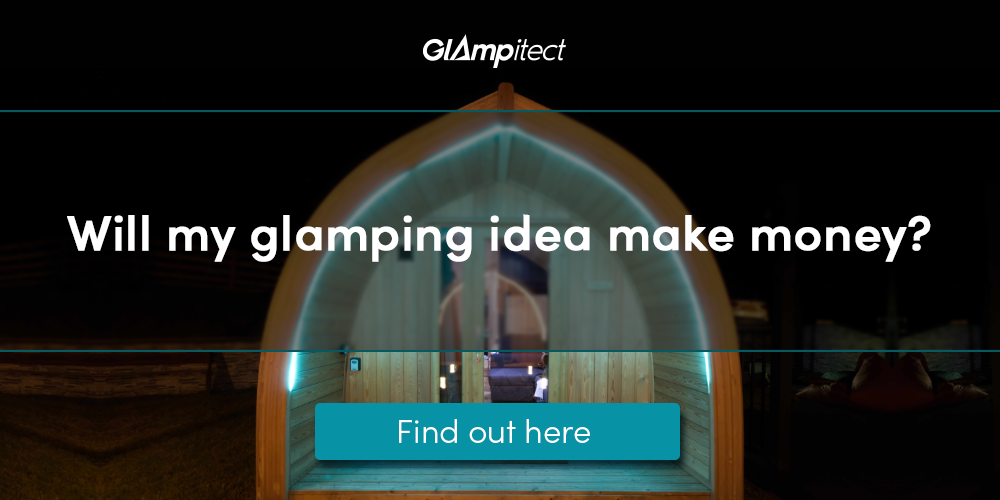 Will the glamping idea make money